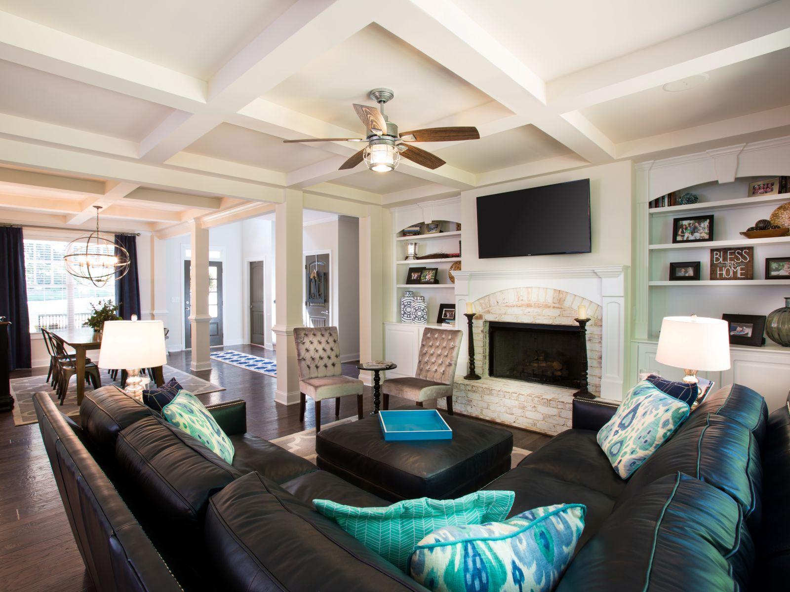 Loren Homes | New Homes at Great Sky Canton GA