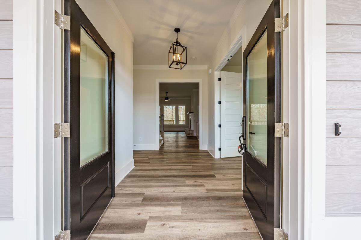 New Homes in Woodridge Estates Canton GA | Double Door Entry | Loren Homes