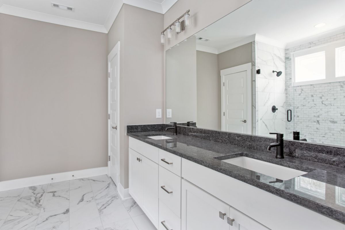 Loren Homes Loren Homes | Bathroom Detail | New Homes in Atlanta GA