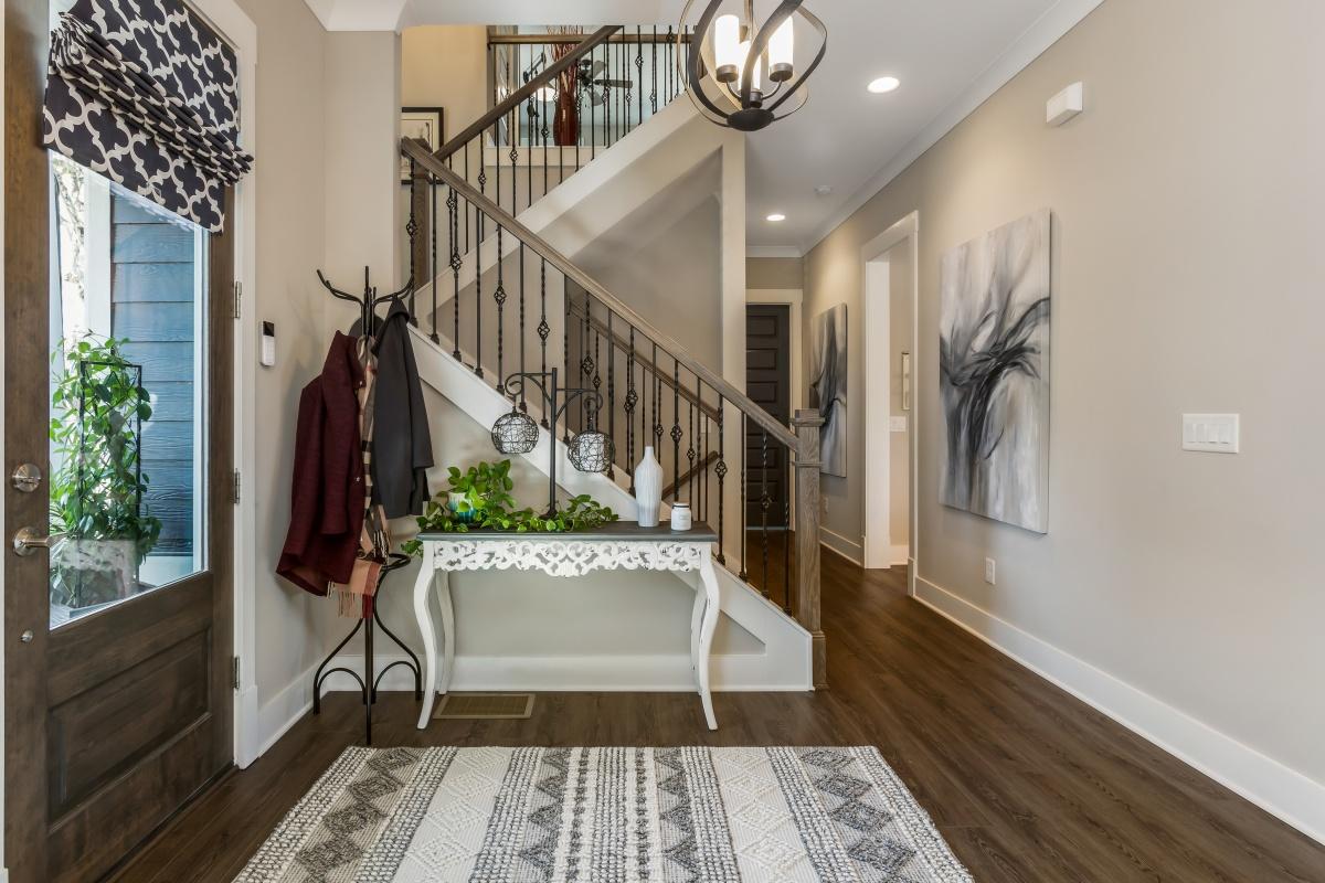 Loren Homes Loren Homes | Interior Entry | New Homes in Atlanta GA
