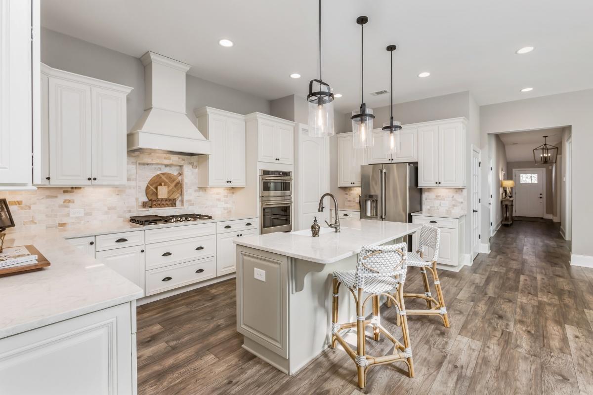 Loren Homes Loren Homes | Kitchen Interior | New Homes in Atlanta GA