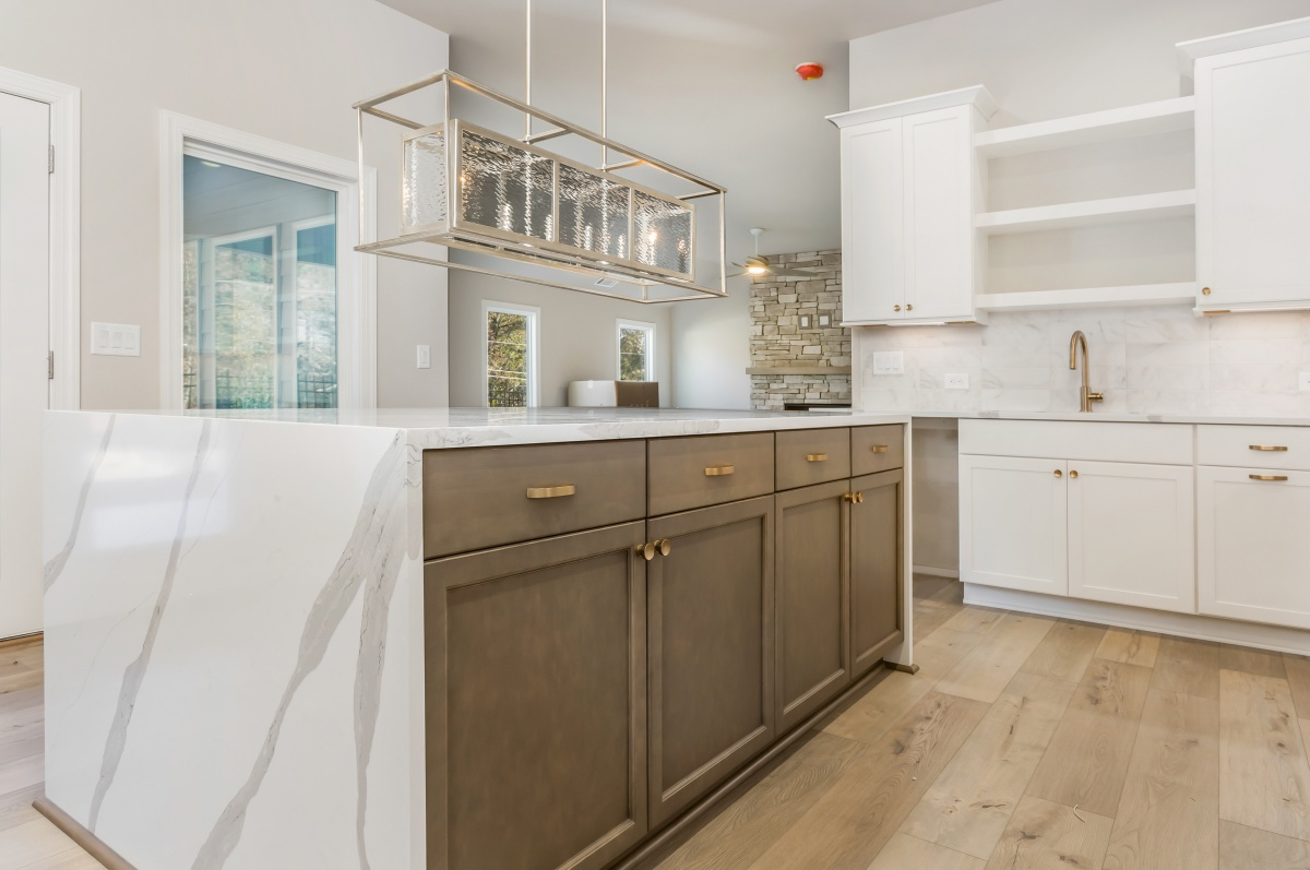 Loren Homes Loren Homes | Kitchen Detail | New Homes in Atlanta GA