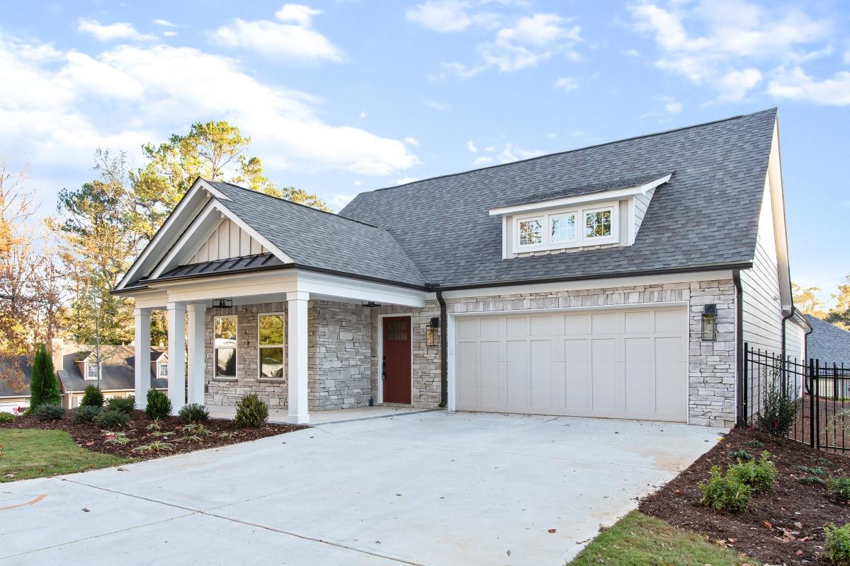 Loren Homes Loren Homes | Ranch Exterior | New Homes in Atlanta GA